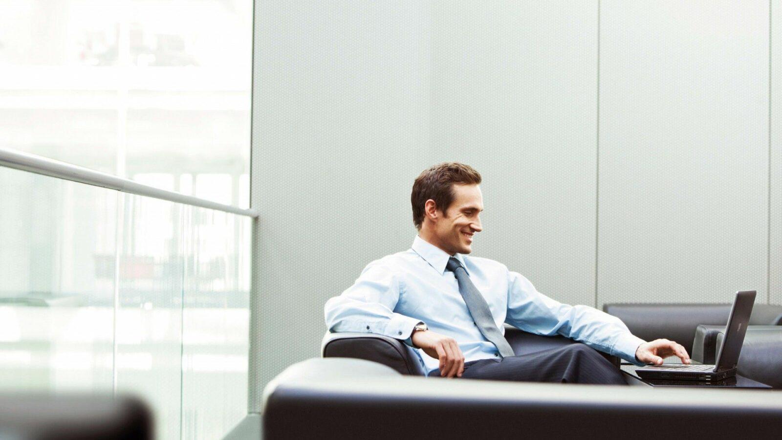 Харктеристика настоящего бизнесмена