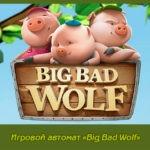 Описание игрового автомата Big Bad Wolf из известного казино Джокер