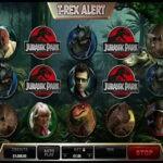 Ключевые параметры игрового автомата Jurassic Park с сайта казино Playdom